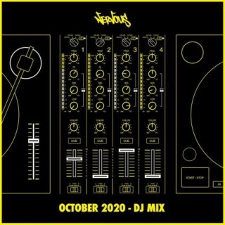 Nervous October 2020 (DJ Mix) (2020)
