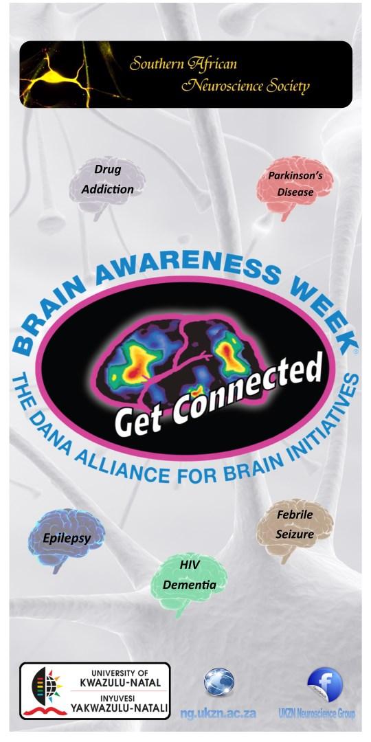 Brain awareness week banner