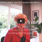 "Welcome to Year 8 – are HPV vaccine side effects ""quite mild""?!"