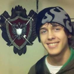 Zach before Gardasil