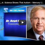 RFK, Jr. on Autism Mercury Link Exists (part 1/2)