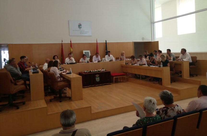 Pleno Extraordinario con cambio de nombre del parque 'Eugenia de Montijo', entre otros temas