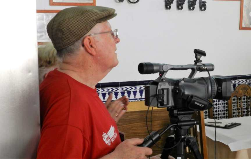 Los mayores cineastas vuelven a San Fernando