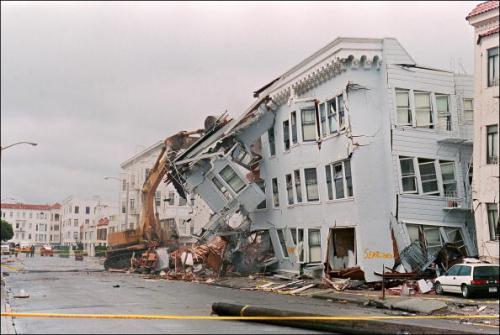 Image result for san francisco october 17 1989 earthquake