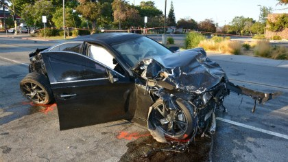 Scene of fatal hit-&-run in the area of McKee Road and 33rd Street on July 17, 2021. (San Jose Police Department)