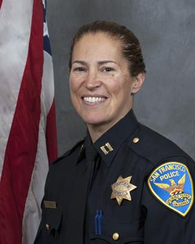 Captain Teresa Ewins