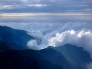 56雲海がでてきました