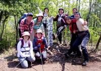 2010年4月29日 鳩吹山(314m)(岐阜県可児市)