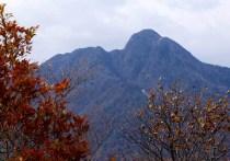 鈴鹿の2枚目,鎌ヶ岳。