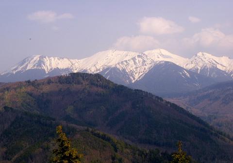 2010年5月3日 三間山(1799.7m)(飛騨)