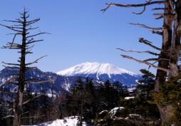 戸蔵から御嶽山