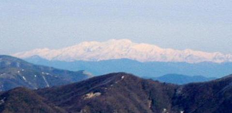 2009年2月2日 自主山行  御在所岳3ルンゼ(鈴鹿)