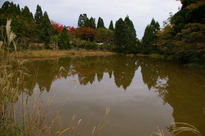 八雲ヶ原池