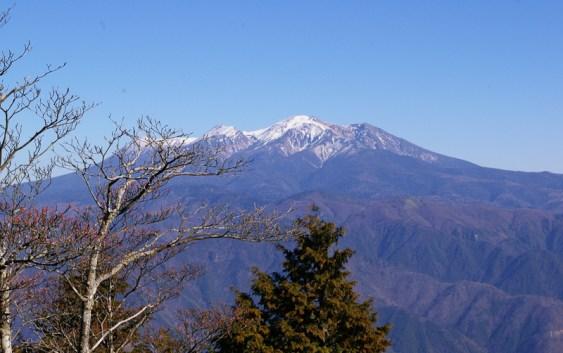 2010年11月 御前山
