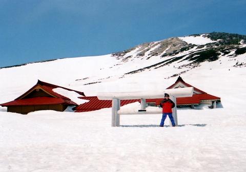 2009年5月1日 自主山行  白山(2702m)(石川県)