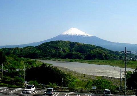 2009年5月9日 自主山行  富士山(山梨県)
