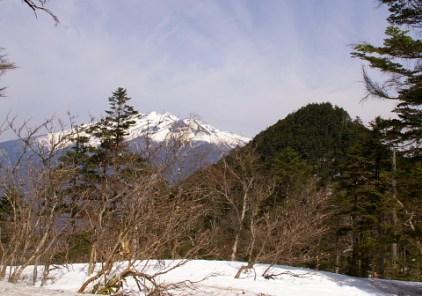野麦峠~鎌ヶ峰