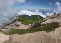 2009年 8月 自主山行 空木岳