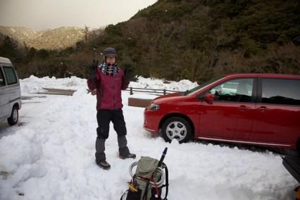 001-宇賀渓谷無料駐車場