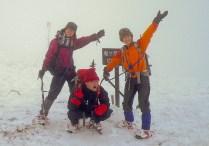 038-14 竜ヶ岳山頂に着いた。