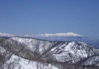 2011年3月5日 自主山行 奥美濃 山スキー