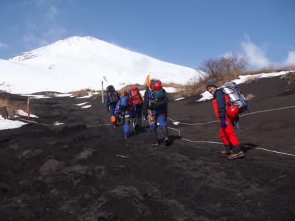 2011年2月 富士山 (1)