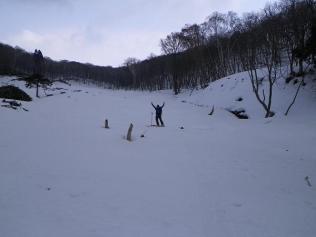 10.雪原を堪能