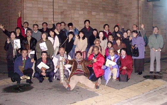 2002.2.3(日) 名古屋山岳同志会 30周年記念祝賀会