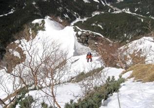 08.石尊稜で、最も美しい場所