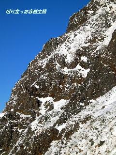 八ヶ岳 赤岳主稜と石尊稜 (3)