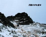八ヶ岳 赤岳主稜と石尊稜 (7)