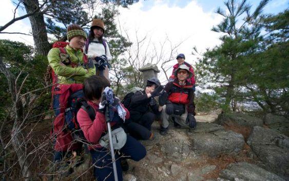 2011年3月27日 自主山行 観音岳(三重県松坂)