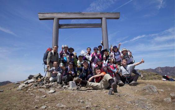 2011.4.17(日) 新入会員歓迎山行 入道ヶ岳(906m)(鈴鹿)PART2