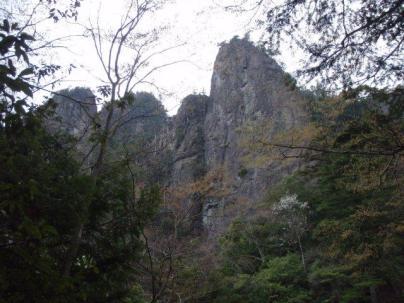 39地蔵岳