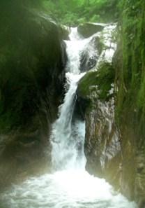 八池谷遡行~八つ淵の滝(比良) (5)