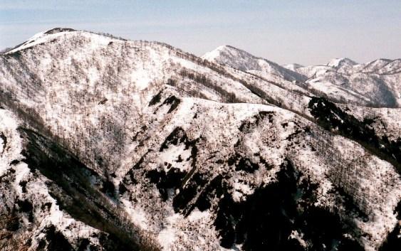 2011.4.16(土)夜~17(日)自主山行 笹ヶ峰~美濃俣丸(福井県今庄町)