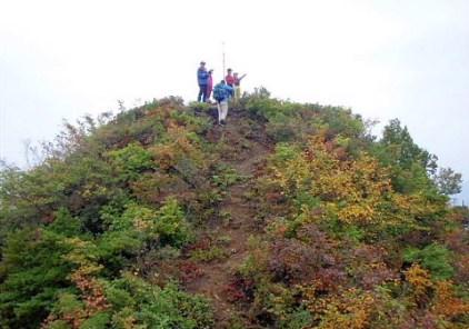 (いいじさん1111m)・高倉山(1143m)(新潟県) (4)