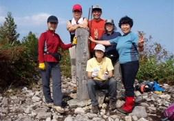 (いいじさん1111m)・高倉山(1143m)(新潟県) (12)