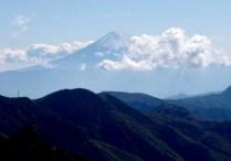 天候に恵まれ富士山の眺望もGOOD。