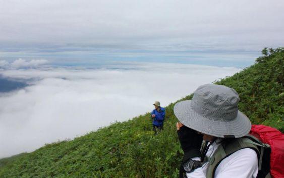 2011年 8月19日〜20日 自主山行 白山