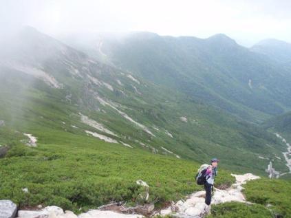 笠ヶ岳 (16)