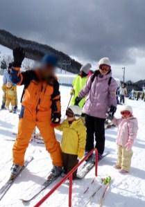 朴の木平スキー教室(飛騨・乗鞍岳付近) (11)