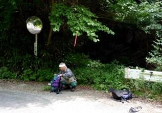 愛知県境踏破1回目(三国山~R153日向) (10)