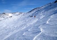 2009年12月26日 雪上訓練 御嶽山(3067m)
