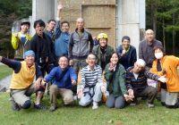 2011年10月1日(土)~2日(日) 名古屋山岳同志会ロープワークセミナー2