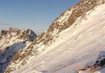 20 横岳方面