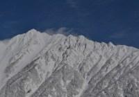 2012年2月11日12日 西穂高岳 独標 自主山行