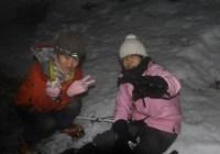 2012年2月25日 中央アルプス 越百山(2613m)未踏 自主山行