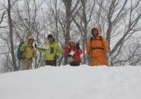 2012年 3月25日 鍋倉山(1050m)春日村