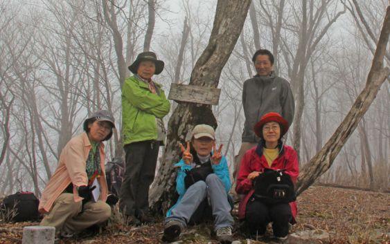 2012年4月21日 自主山行 京丸山
